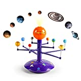 Science Can Solar System for Kids, Talking Astronomy Solar System Model Kit, Planetarium Projector with 8 Planets STEM Space Toys for 3 4 5+ Years Old Boys Girls