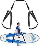 Paddle Board SUP Carry Strap, Adjustable Heavy-Duty Shoulder Belt Storage Sling, Non-Slip Comfortable Surfboard Carrier Accessories