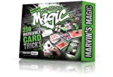 Marvin's Magic - 250 Mind-Blowing Magic Card Tricks Set   Children and Adults Magic Card Set   Includes Illustrated Guide   Suitable for Age 8+