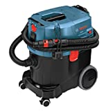 Bosch VAC090S 9-Gallon Dust Extractor with Semi-Auto Filter Clean, Blues