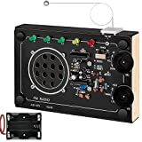 DIY Radio FM Receiver Kit - MakerFocus Digital Radio Build Soldering DIY Electronics Kit Project for Beginners Kids Students Adults to Learn