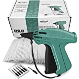 GILLRAJ MILAN【5000pcs】 Clothes Tagging Gun with 5000 2' Standard Barbs and 6 Needles Clothing Retail Price Tag Gun Set Kit for Boutique Store Warehouse Consignment Garage Yard Sale (2')