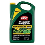 Ortho WeedClear Weed Killer for Lawns Concentrate: Treats up to 64,000 sq. ft., Won't Harm Grass (When Used as Directed), Kills Dandelion & Clover, 1 gal.