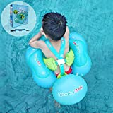 【 Professional Edition】 Anti-Flip and Slip Baby Swimming Float Ring for Pool, Toddler Floaties Inflatable Baby Tube for The Age of 3 Months- 6 Years