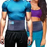 Everyday Medical Umbilical Hernia Belt - for Men and Women – Abdominal Hernia Binder for Belly Button Navel Hernia Support, Helps Relieve Pain - for Incisional, Epigastric, Ventral, & Inguinal Hernia