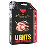 Marvin's Magic New Amazing Lights from Everywhere   Amazing Magic Set for Kids   Includes Light Props and Instructions   Suitable for Ages 8+ (Adult)