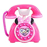 Minnie's Happy Helpers Rotary Phone, Styles May Vary, by Just Play