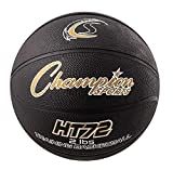 Champion Sports Weighted Basketball Trainer, Official (Size 7 - 29.5') - 2 lbs , Black