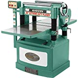 Grizzly Industrial G1033X - 20' 5 HP Helical Cutterhead Planer