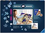 Ravensburger 17973 Tabletop Fold Flat Wooden Puzzle Easel - Non-Slip, Felt Work Surface Puzzle Table Accessory - for Jigsaw Puzzles Up to 1000 Pieces