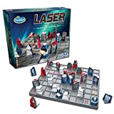 ThinkFun Laser Chess Two Player Strategy Game and STEM Toy for Boys and Girls Age 8 and Up - MENSA Award Winner