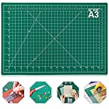 Self Healing Sewing Mat, Anezus 12' x 18' Rotary Cutting Mat Double Sided 5-Ply Craft Cutting Board for Sewing Crafts Hobby Fabric Precision Scrapbooking Project