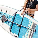 Jinvun Paddle Board SUP Strap Carry Strap for Paddleboards, Surfboards, Longboards and Kayaks, Adjustable Heavy-Duty Carrying Support, Accessories Padded Over The Shoulder Sling