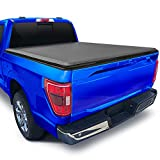 Tyger Auto T1 Soft Roll Up Truck Bed Tonneau Cover Compatible with 2015-2022 Ford F-150 | Styleside 5.5' Bed (66') | TG-BC1F9029 , Black