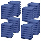 48 Moving Packing Blankets - 80 x 72 Inches (35 lb/dz) Heavy Duty Moving Pads for Protecting Furniture Professional Quilted Shipping Furniture Pads