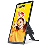 15.6'' Portable Monitor for Laptop, 2021 EVICIV FHD 1080P HDR IPS Touchscreen 178°External Screen Display with Retractable Stand, USB C HDMI Gaming Travel Monitor for Switch, PC, Xbox, Raspberry Pi