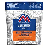 Mountain House Beef Stroganoff with Noodles   Freeze Dried Backpacking & Camping Food   2 Servings