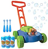 Bubble Machine Toy For Toddlers, Kids, Children- Kids Party Toys- Bubble Blower- Birthday Party Games- Outdoor Play- Indoor Party Birthday