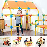 Omagles Builder Set   The Ultimate STEM Construction Toy for Kids   Build Anything You Can Imagine