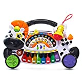 VTech Zoo Jamz Piano (Frustration Free Packaging) , White
