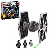 LEGO Star Wars Imperial TIE Fighter 75300 Building Kit; Awesome Construction Toy for Creative Kids, New 2021 (432 Pieces)