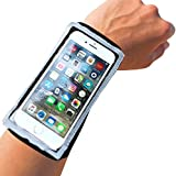 MyBand Phone Holder for Running - iPhone Holder for Running - Best Fits 12/11 Pro, XS, X - Arm Phone Holder for Running - Case Free Design Running Phone Holder - Does Not Fit iPhone Max or Plus