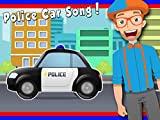 Police Car Song by Blippi - Police Cars for Kids