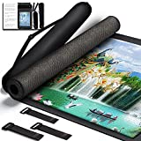 YUPYY Jigsaw Puzzle Mat Roll Up for 1500 Pieces Puzzles   Table, Board Mat, Saver for Storage Puzzle