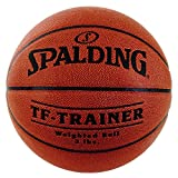 Spalding Trainer 3 LBS. Weighted Indoor Basketball 28.5'