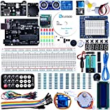ELEGOO UNO Project Super Starter Kit with Tutorial and UNO R3 Compatible with Arduino IDE