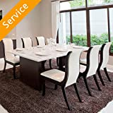 Dining Set Assembly - 3 pieces