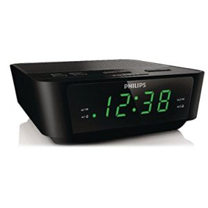 AES Alarm Clock Radio Spy Camera Hidden Nanny Cam Spy Gadget