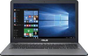 ASUS 15.6 High-Performance Premium HD Laptop