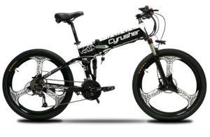 Cyrusher XF770 Folding Electric Bike