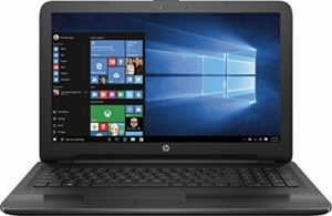 HP 15.6 HD WLED Backlit Display Laptop