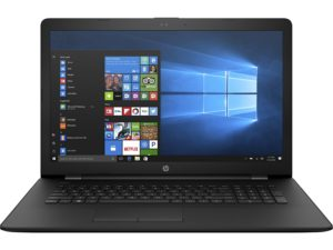 HP 17.3-inch Laptop - AMD Dual-Core A6-9220 Processor