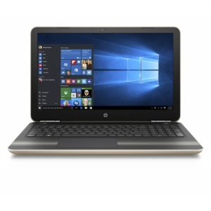 HP Pavilion 15.6 HD SVA Brightview WLED-backlit Laptop