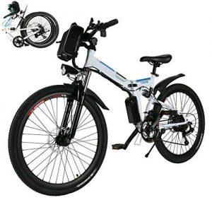 Kaluo Folding Electric Mountain Bike