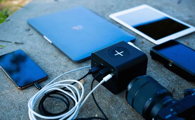 Monster X The Powerful 100W Portable Mobile Power