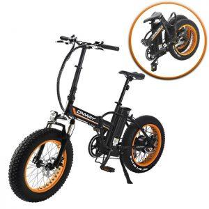 ONWAY Fat Folding Electric Bike
