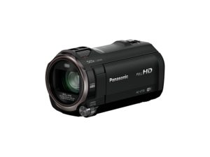 Panasonic HC-V770 HD Camcorder - Best Tech-advanced Video Camera