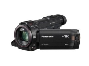 Panasonic HC-WXF991K 4K Ultra HD Camcorder - Best Ultra HD Video Camera