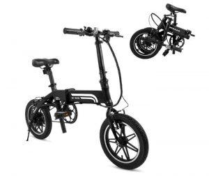 SWAGTRON Swagcycle EB5 Folding Ebike