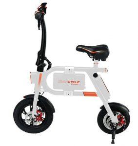 Swagtron SwagCycle E-Bike - Folding Electric Bicycle