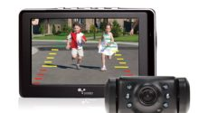 Yada Digital Wireless Backup Camera with 4.3 Dash Monitor
