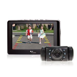 Yada Digital Wireless Backup Camera with 4.3 Dash Monitor