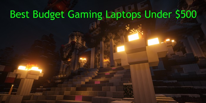 best budget gaming laptops under $500