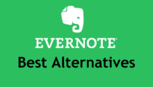evernote alternatives