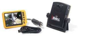 iBall 5.8 GHz Wireless Magnetic Rear View Backup Camera