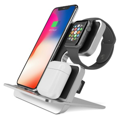 iComboStand qi wireless charger